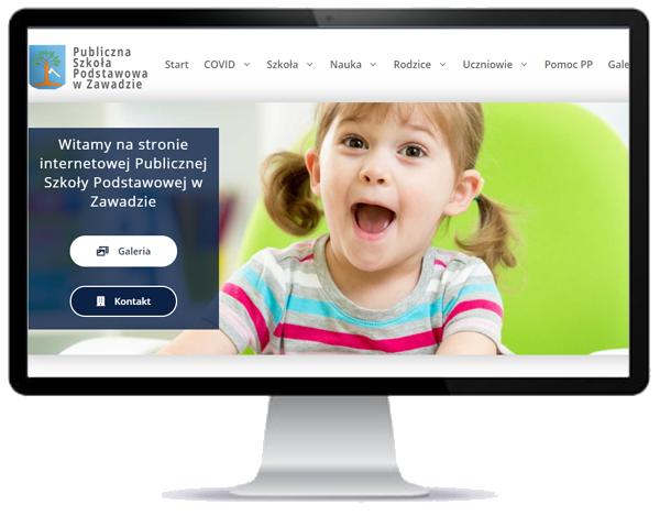 strony internetowe zgodne z WCAG dla szkół i przedszkoli